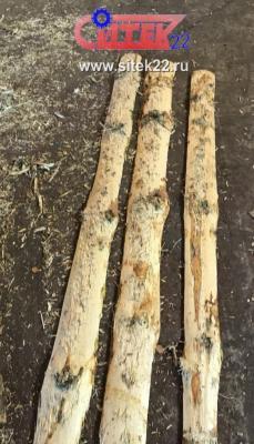 Окоренная свежая осина